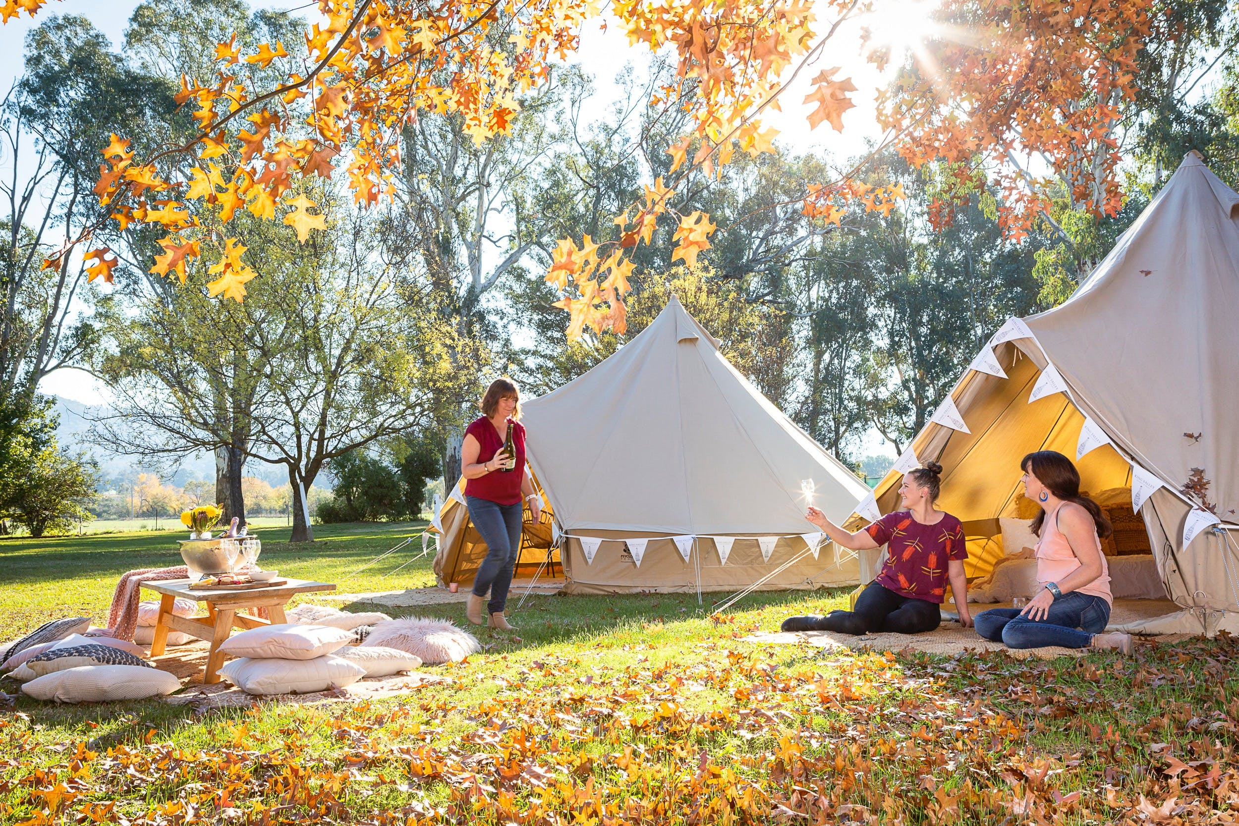 Valley View Glamping - Great Ocean Road Tourism