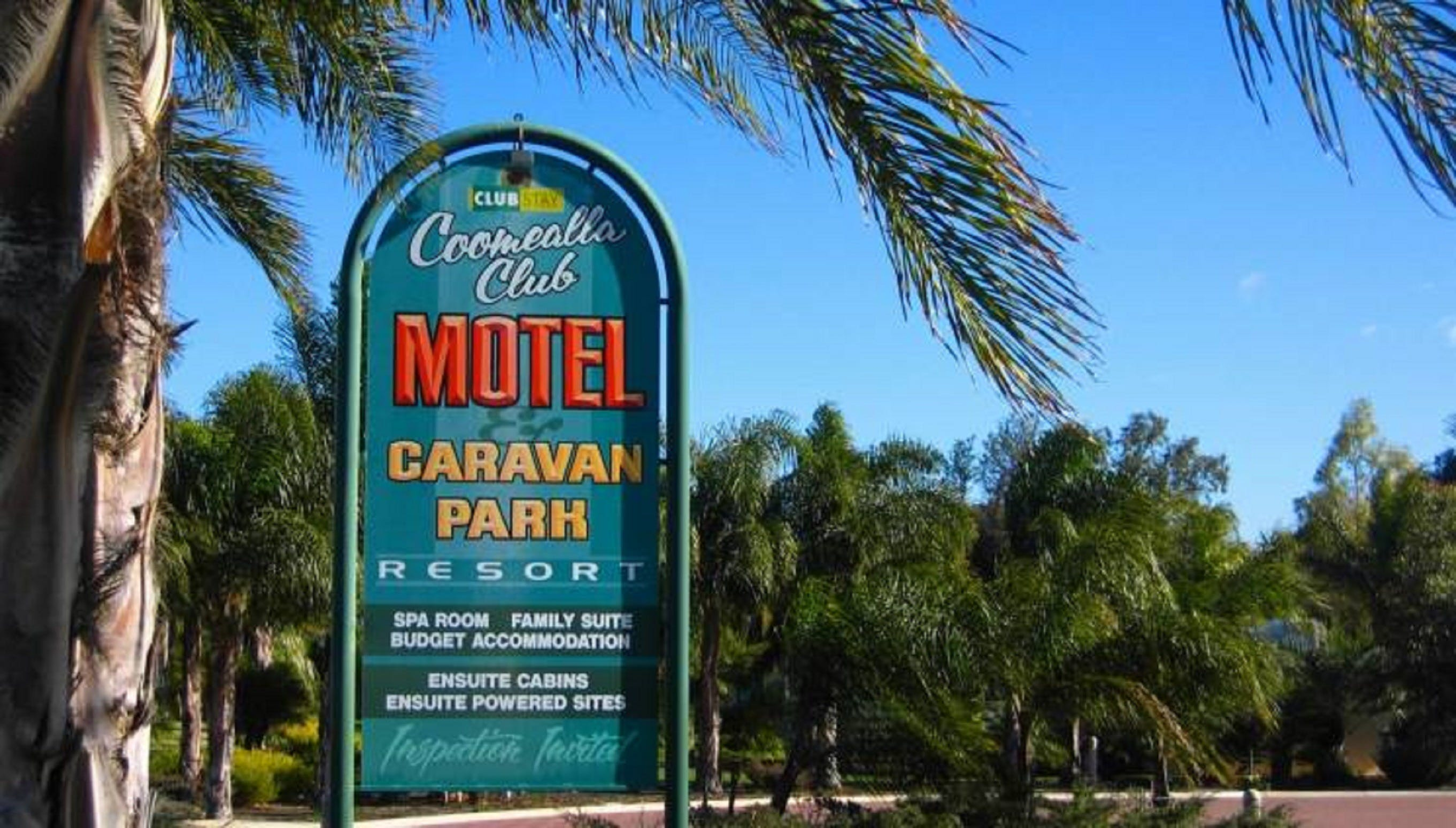 Coomealla Club Motel and Caravan Park Resort - Great Ocean Road Tourism