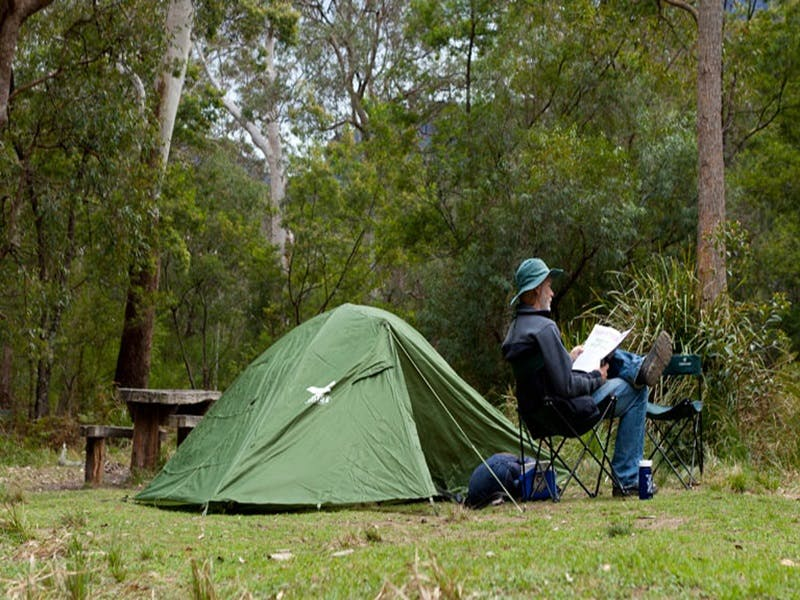 Long Gully campground - Great Ocean Road Tourism