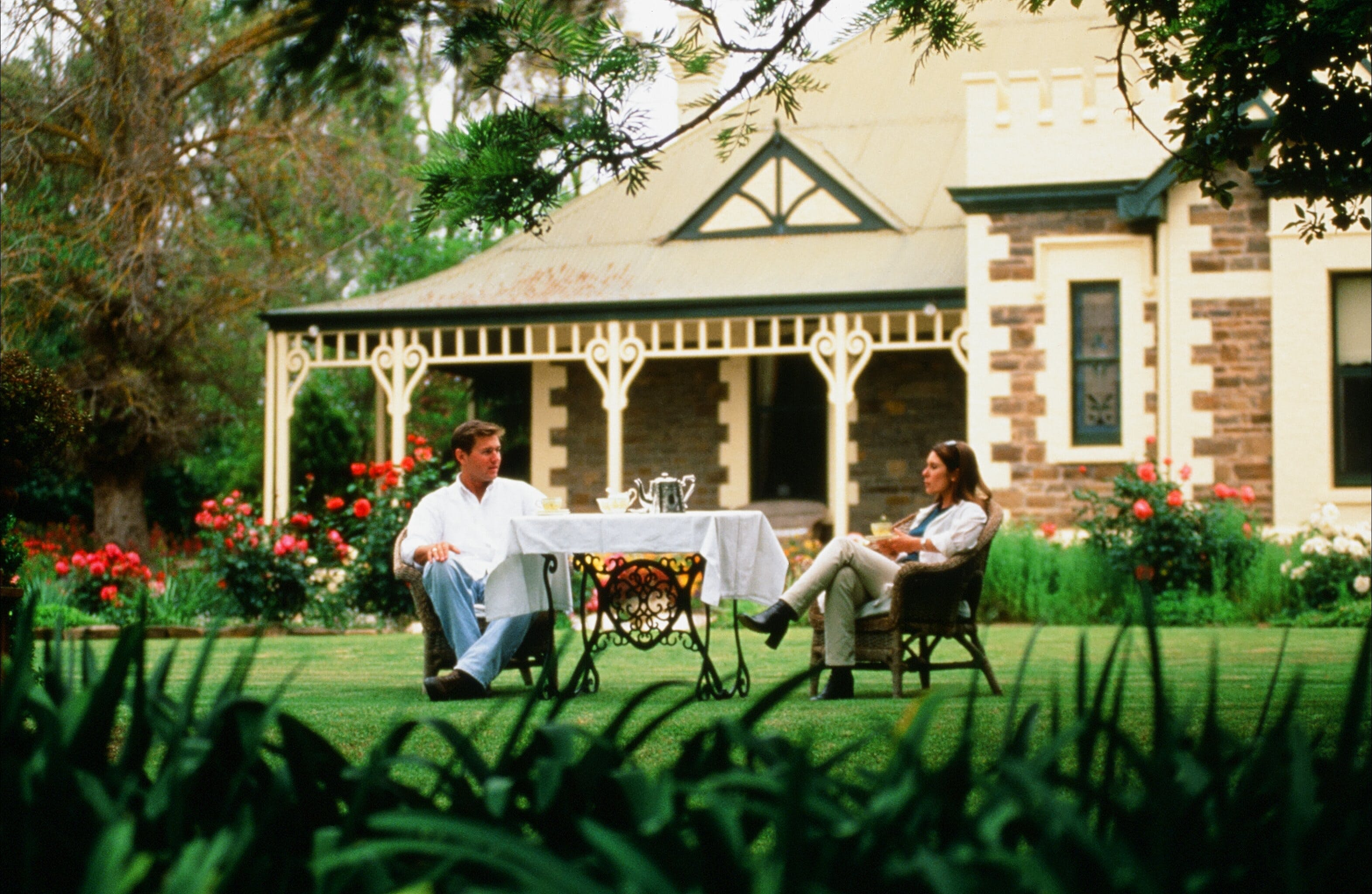 The Lodge Country House - Great Ocean Road Tourism