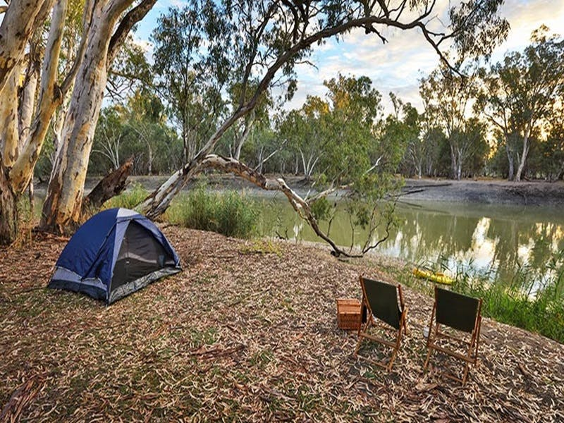 Woolpress Bend campground - Great Ocean Road Tourism