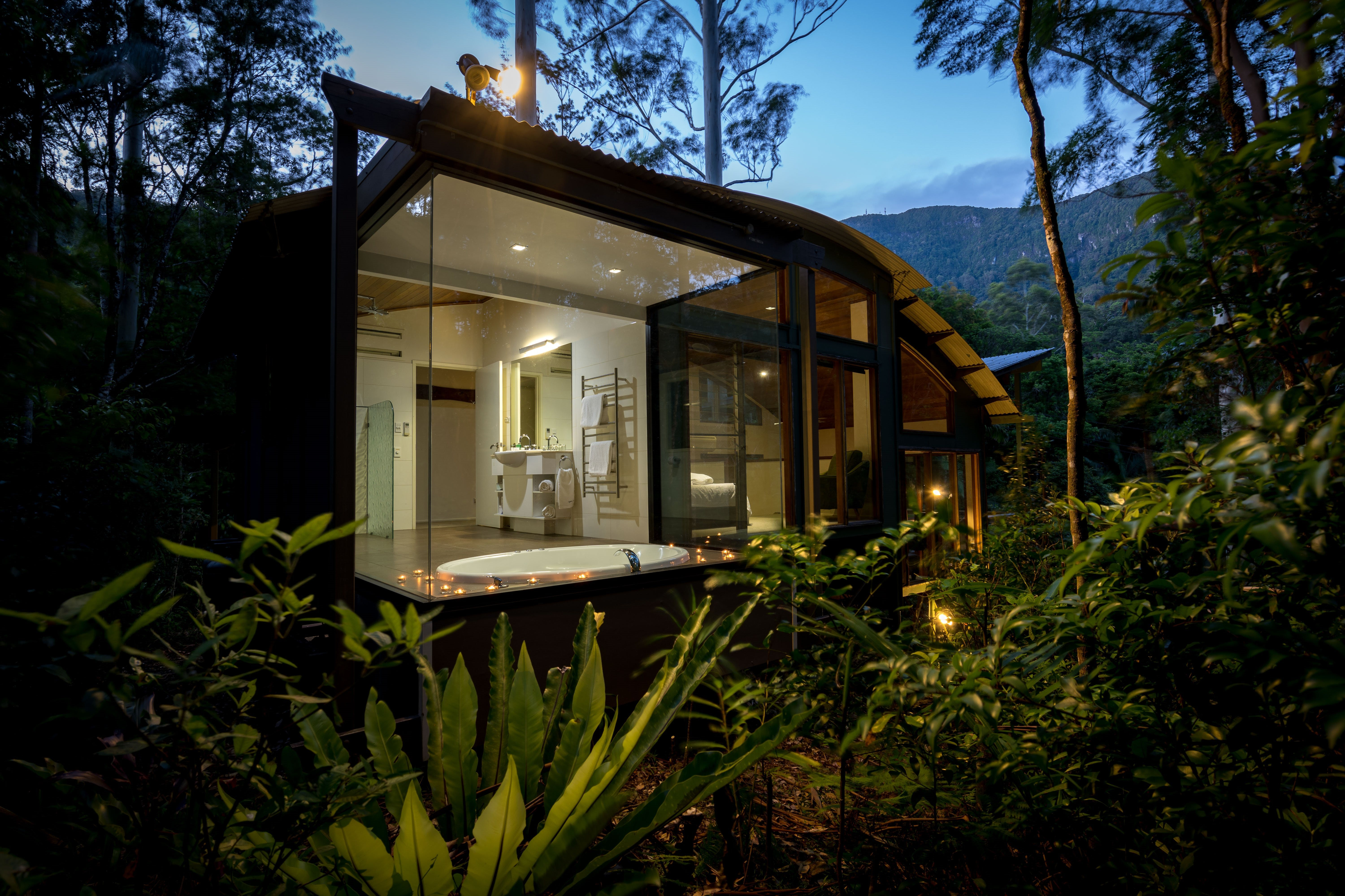Crystal Creek Rainforest Retreat - Great Ocean Road Tourism