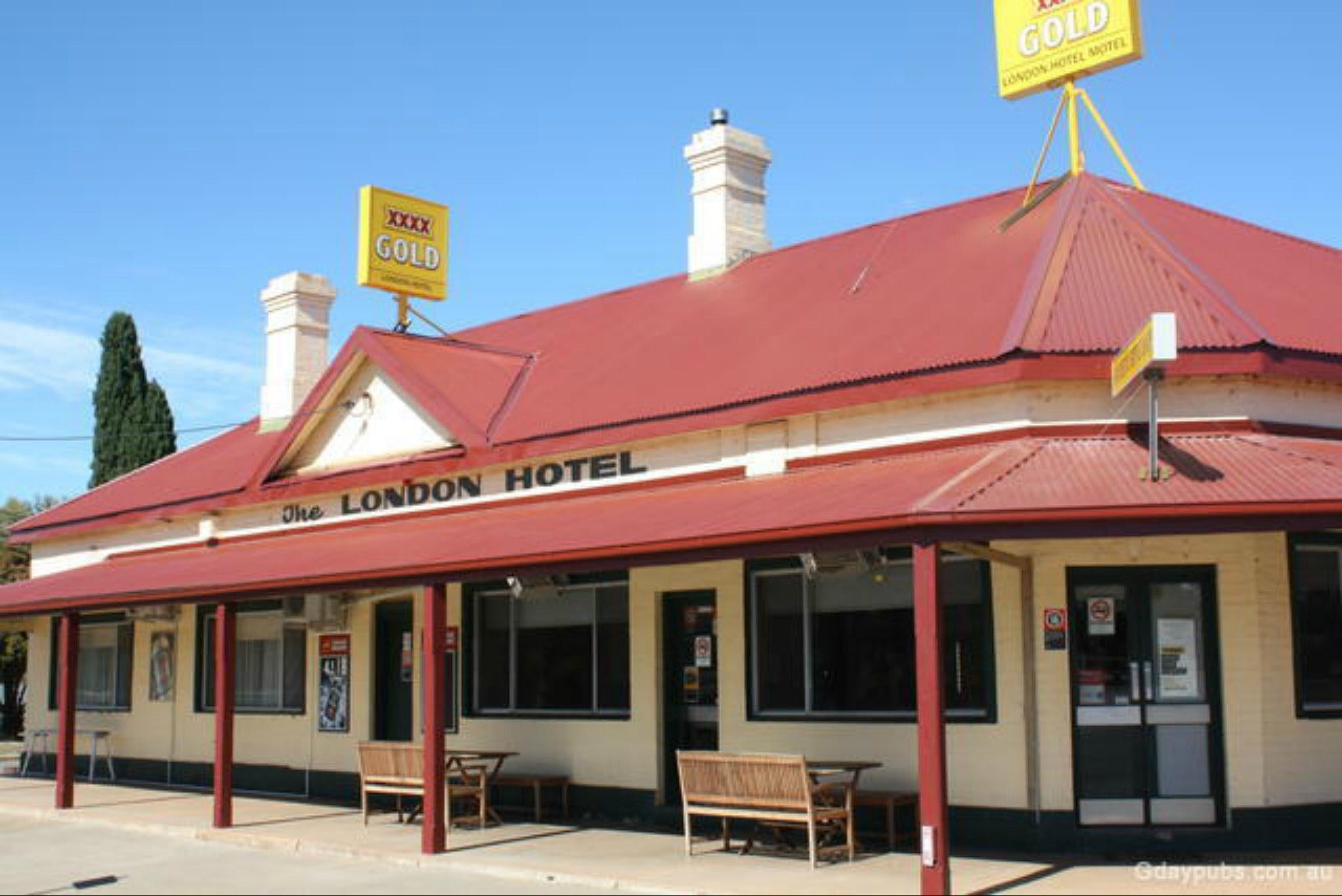 The London Hotel Motel - Great Ocean Road Tourism