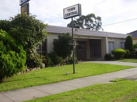 Bairnsdale Town Central Motel - Great Ocean Road Tourism