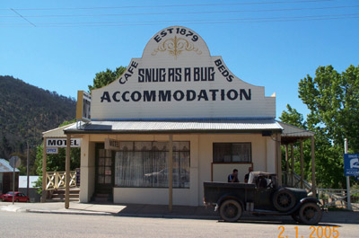Snug as a Bug Motel - Great Ocean Road Tourism
