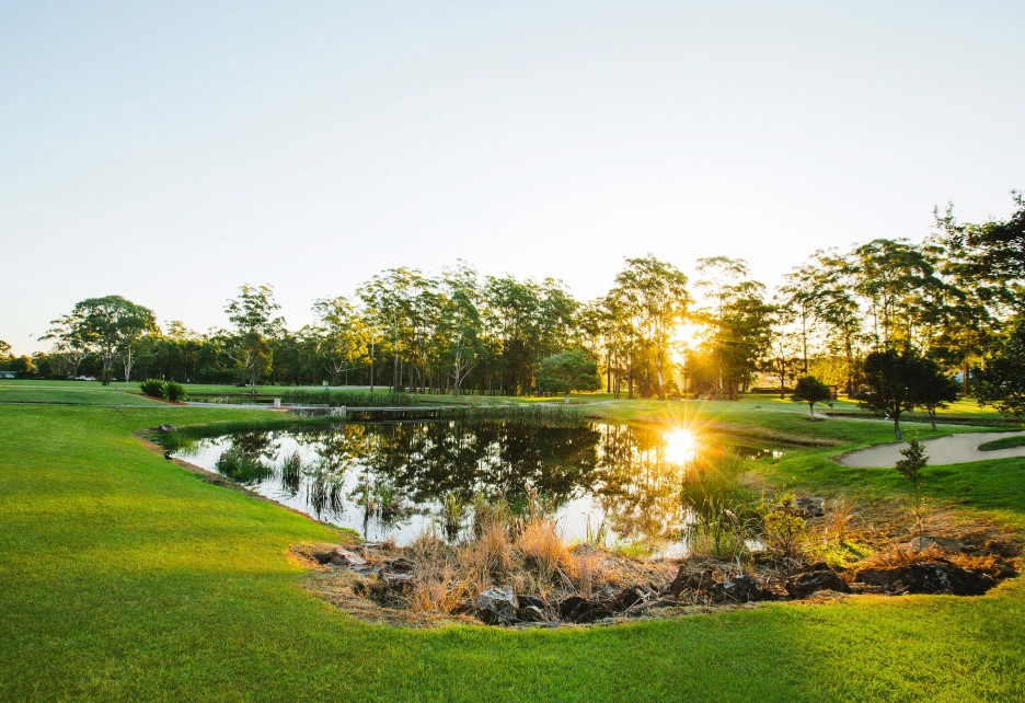 Tallwoods Golf Course and Resort - Great Ocean Road Tourism