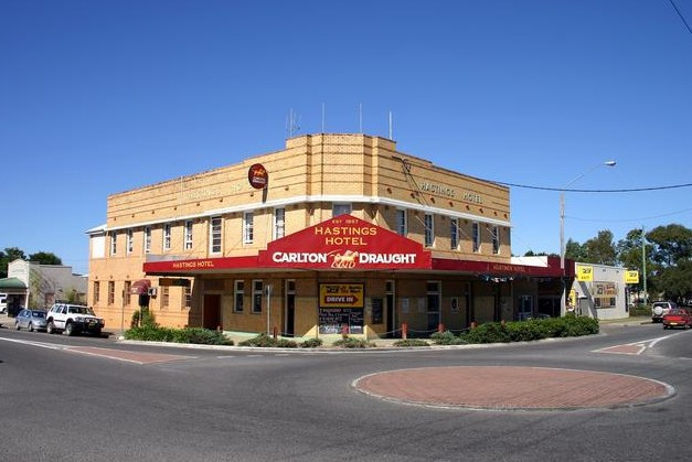 Hastings Hotel - Great Ocean Road Tourism