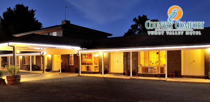 Country Comfort Tumut Valley Motel - Great Ocean Road Tourism