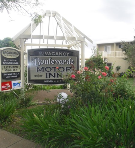 Boulevarde Motor Inn - Great Ocean Road Tourism