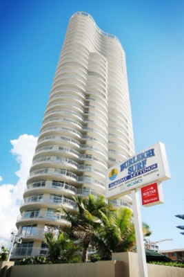 Burleigh Surf Beachfront Apartments