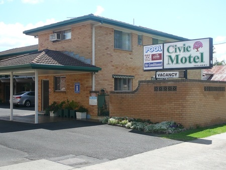 Civic Motel Grafton - Great Ocean Road Tourism