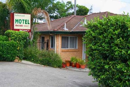 Sutherland Motel - Great Ocean Road Tourism