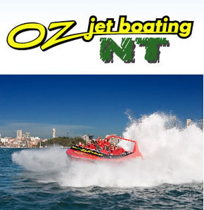 Oz Jetboating - Darwin - Great Ocean Road Tourism