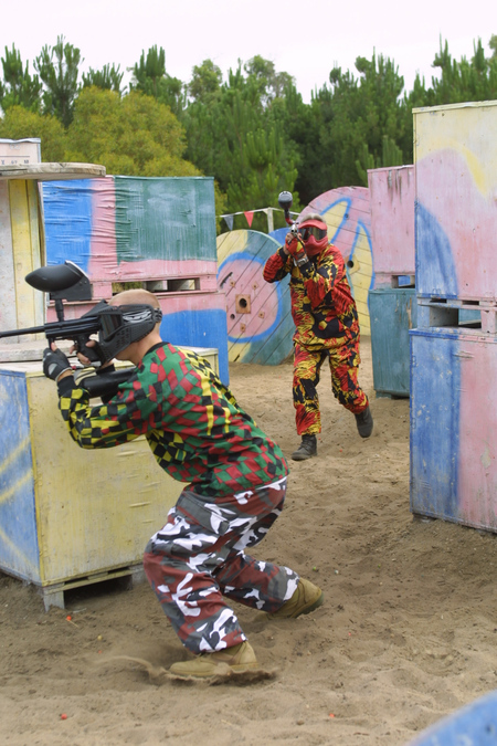 Paintball Skirmish Perth - Great Ocean Road Tourism