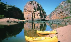 Katherine Gorge - Great Ocean Road Tourism