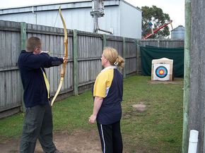 Bairnsdale Archery Mini Golf  Games Park - Great Ocean Road Tourism