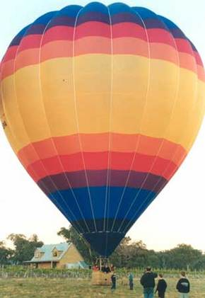 Balloon Flights of Bendigo - Great Ocean Road Tourism