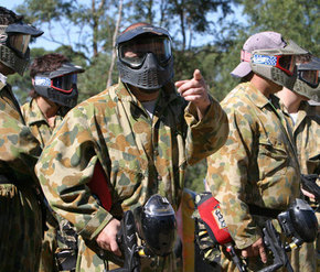 Action Paintball Games - Perth - Great Ocean Road Tourism