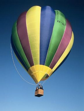 Balloon Safari - Great Ocean Road Tourism