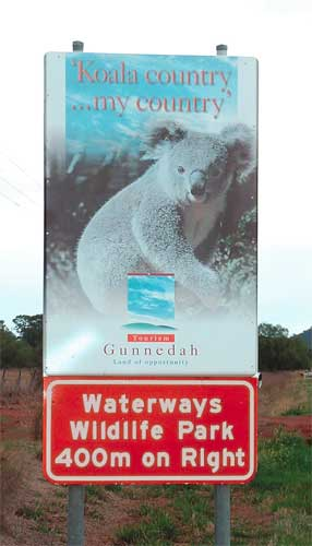Waterways Wildlife Park - Great Ocean Road Tourism