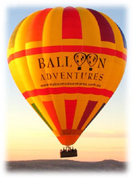 Balloon Adventures Barossa Valley - Great Ocean Road Tourism
