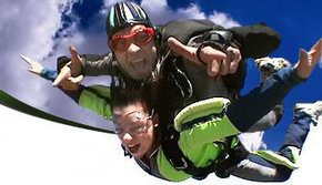 Adelaide Tandem Skydiving - Great Ocean Road Tourism