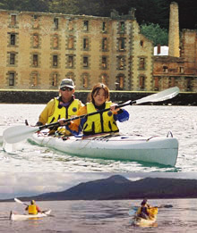 Blackaby's Sea Kayaks and Tours - Great Ocean Road Tourism