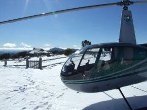 Alpine Helicopter Charter Scenic Tours - Great Ocean Road Tourism