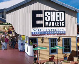 The E Shed Markets - Great Ocean Road Tourism