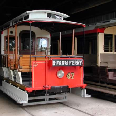 Brisbane Tramway Museum - Great Ocean Road Tourism