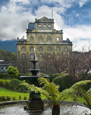 Cascade Brewery Tour - Great Ocean Road Tourism