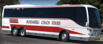 Bundaberg Coaches - Great Ocean Road Tourism