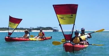 Kayak Noosa - Great Ocean Road Tourism