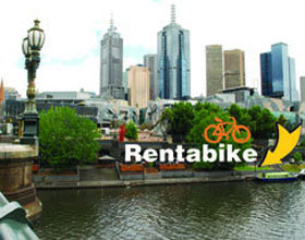 Rentabike & Real Melbourne Bike Tours