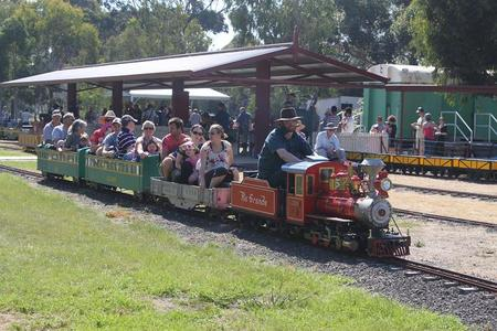 Altona Miniture Railway - Great Ocean Road Tourism