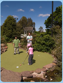 Wetlands Mini Golf - Great Ocean Road Tourism