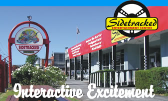 Sidetracked Entertainment Centre - Great Ocean Road Tourism
