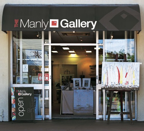 The Manly Gallery - Great Ocean Road Tourism