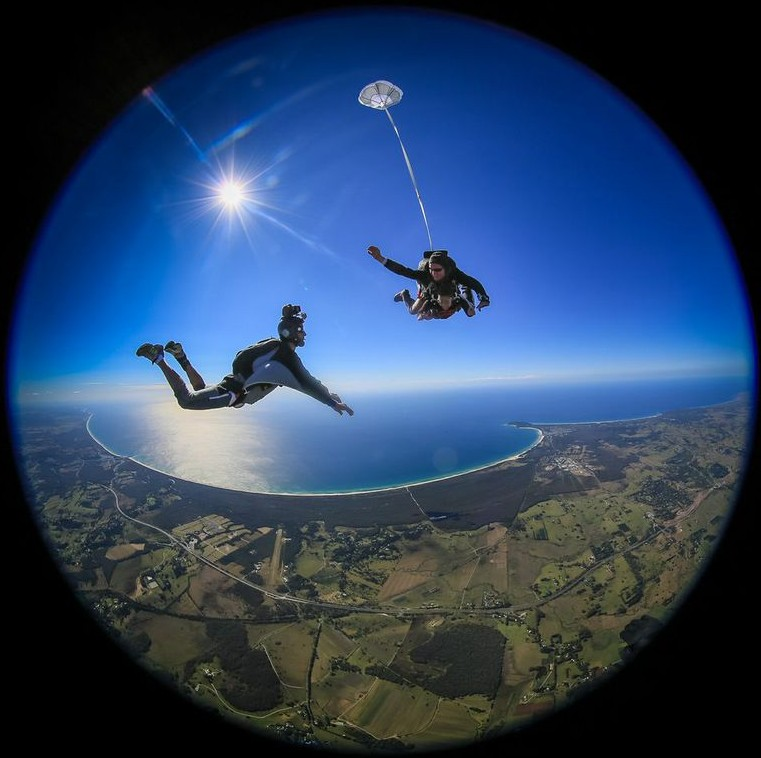 Skydive Byron Bay - Great Ocean Road Tourism