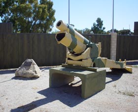 Military Museum Merredin - Great Ocean Road Tourism