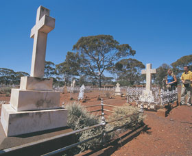 Coolgardie Cemetery - Great Ocean Road Tourism