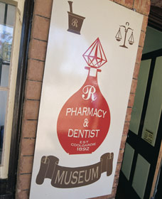 Pharmacy Museum - Great Ocean Road Tourism