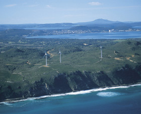 Albany Wind Farm - Great Ocean Road Tourism
