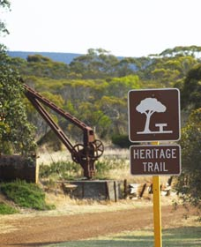 Hopetoun Ravensthorpe Railway Heritage Walk Trail - Great Ocean Road Tourism