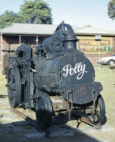 Steam Locomotive Museum - Great Ocean Road Tourism