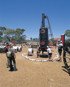 Ben Prior's Open Air Museum - Great Ocean Road Tourism