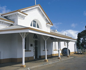 Railway Station Museum - Great Ocean Road Tourism