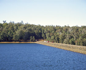 Waroona Dam - Great Ocean Road Tourism