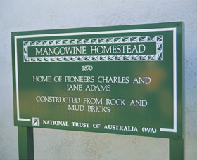 Mangowine Homestead - Great Ocean Road Tourism