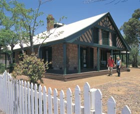 Warden Finnerty's House - Great Ocean Road Tourism